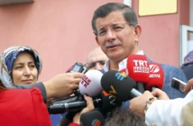 Recep Tayyip Erdogan accepte la démission Davutoglu
