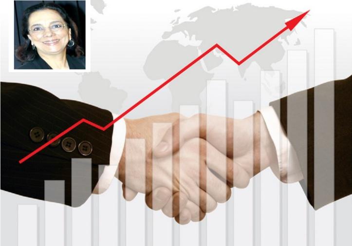Saida Lamrani-Karim : Renforçons la coopération entre les entreprises marocaines et françaises sur notre continent