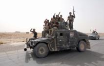 Les Etats-Unis tentent  de renforcer l'armée  irakienne en terre sunnite