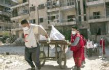 Les forces pro-Assad reprennent le contrôle de la base aérienne d'Al Thala