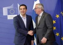 La Grèce et l'UE  misent sur un accord d'ici le 18 juin