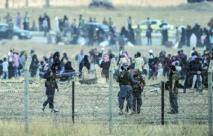 Les Kurdes avancent dans le Nord de la Syrie