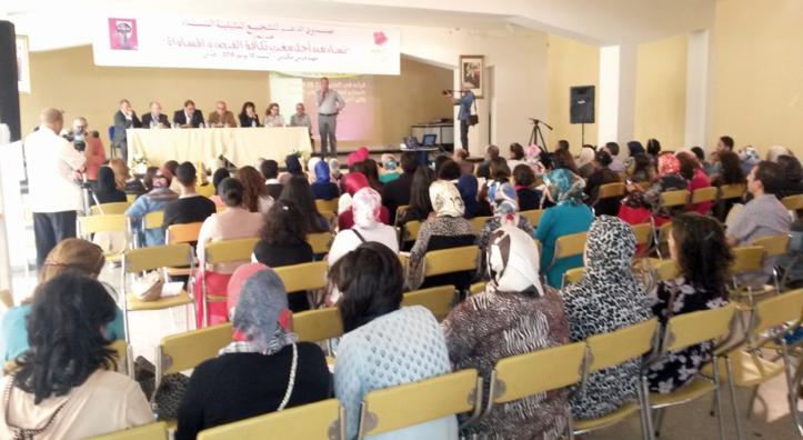 La participation de la femme à la vie  politique, levier de la citoyenneté effective