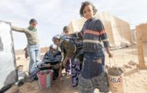Nouveaux détournements des aides  humanitaires destinées aux camps de Tindouf