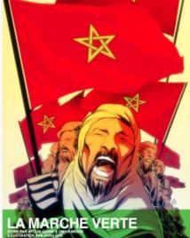 La Marche Verte revisitée en BD par Ayoub Qanir