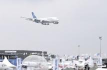 Cascade de commandes pour Boeing au deuxième jour du Salon du Bourget