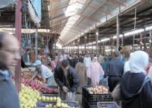 Florilège de couleurs, de sons et de  senteurs à Souk Al Had d'Agadir