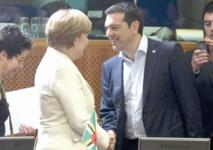 Le chaud et le froid entre l'UE et la Grèce