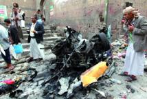 Attentat et raids aériens au Yémen au lendemain de l'échec des pourparlers de Genève