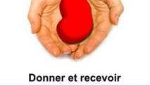 Sensibiliser et promouvoir la culture du don et de la solidarité