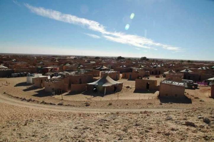 Les camps de Tindouf  s'embrasent en plein Ramadan