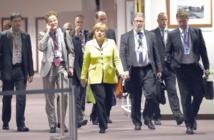 Les dirigeants de la zone euro optimistes