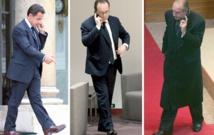 Les USA ont espionné les trois derniers présidents français