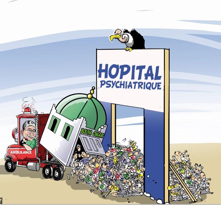 La santé publique en piteux état : Une drôle de médication