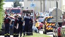 Attentat terroriste en Isère, des  blessés et un corps décapité