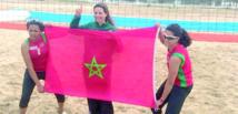 La paire marocaine s'incline devant son homologue tchèque