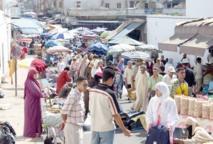 Les marchands ambulants font  de Casablanca un supermarché à ciel ouvert