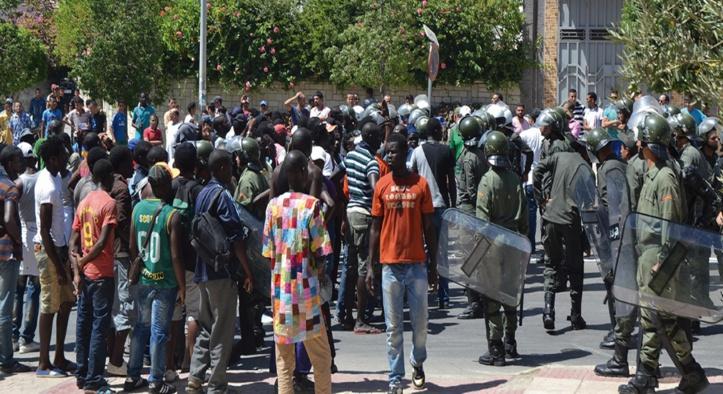 Ultimatum : Des Subsahariens sommés de quitter les appartements squattés à Tanger