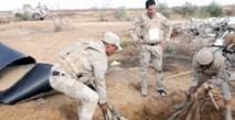 Vague d'attaques dans  le Sinaï égyptien
