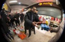 Entre Robin des Bois et Forrest Gump, un Français en croisade contre le gaspillage alimentaire