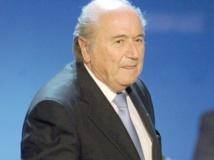 Blatter fait l'impasse sur le Mondial féminin au Canada