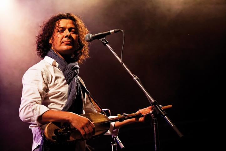 Aziz Sahmaoui, né pour composer