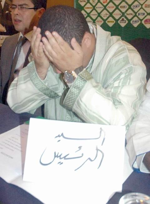 Mohamed Boudrika rempile pour un nouveau mandat à la tête des Verts