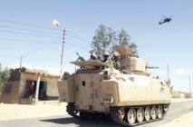 Le s'en-va-t-en guerre de l'armée égyptienne contre l'EI dans le Sinaï