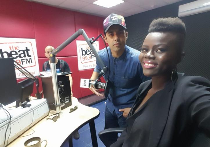 Ahmed Soultan dans «l' African Top 10» au Nigeria, au Ghana et en Namibie
