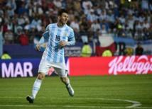 Messi à jamais dans l'ombre de Maradona