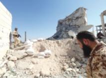 La coalition dirigée par les Etats-Unis intensifie ses frappes contre le fief de l'EI en Syrie