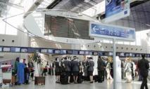 Baisse du trafic aérien des passagers à l'aéroport Mohammed V