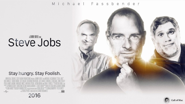 Le trailer bluffant du prochain film sur Steve Jobs