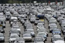 Le bruit de la circulation augmenterait légèrement le risque de décès et d'AVC