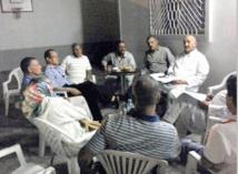 Les militants usfpéistes se mobilisent à Khouribga