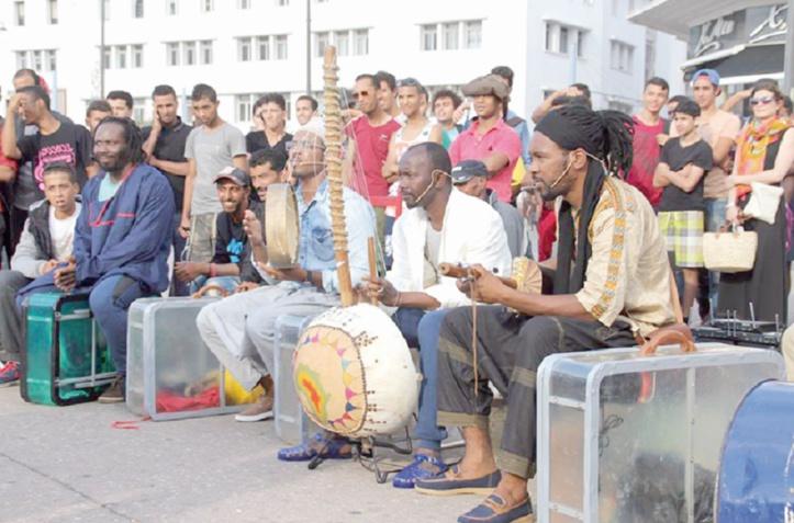 Les Subsahariens empêchés de faire du théâtre à Tanger