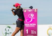 Maha Haddioui passe le Cut à l'ISPS Handa Ladies Open
