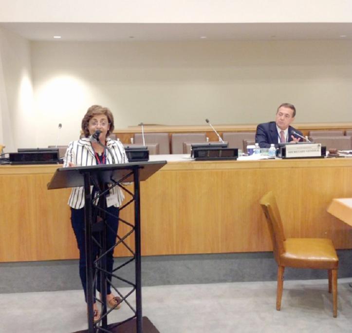 Ouafa Hajji : Les femmes, vecteur essentiel du combat contre la montée en puissance des tendances conservatrices et fanatiques