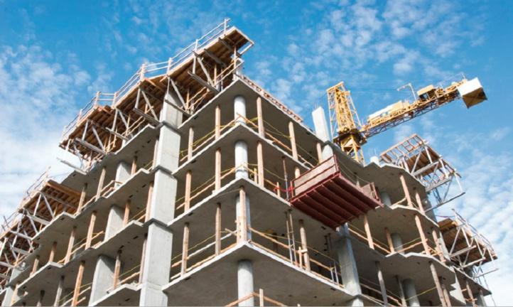 Plombé par une crise de la demande, l'immobilier s'affale