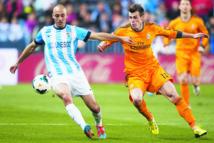 Nordin Amrabat présenté au FC Malaga