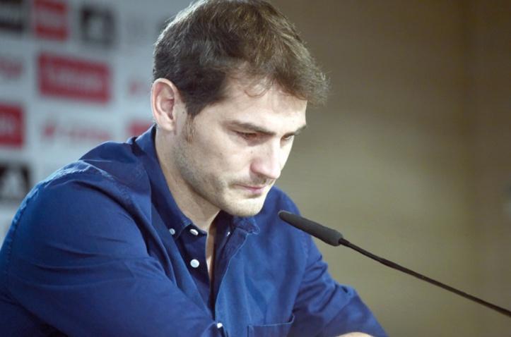 Au bord des larmes mais politiquement correct, Casillas dit adieu au Real