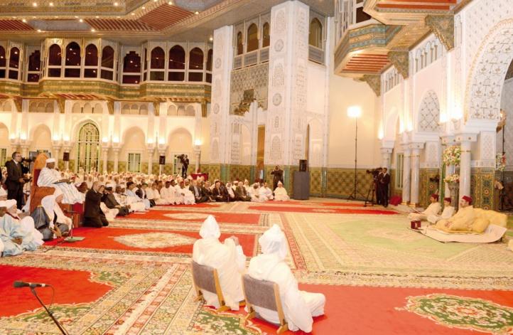 Création de la Fondation Mohammed VI des Oulémas africains