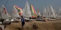 Rabat à l'heure de son Festival nautique international