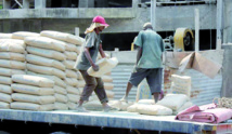 Baisse des ventes de ciment et recul des crédits accordés à la promotion immobilière