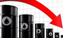 Le pétrole passe sous  la barre des 50 dollars  le baril  en Asie