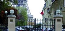 Des Subsahariens s'en prennent  à l'ambassade du Maroc à Paris
