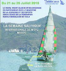 Coup d'envoi de la 12ème semaine nautique internationale de M'diq