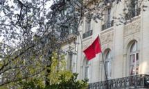 Mesures sécuritaires renforcées à l'ambassade du Maroc à Paris