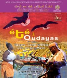 Flamenco et musique africaine pour animer l'Eté des Oudayas