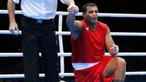 Arjaoui n'ira pas aux JO de Rio